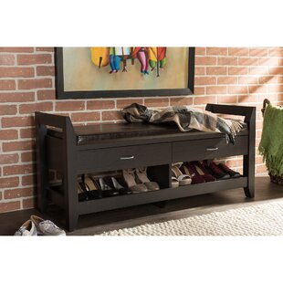 Latitude Run Zavijah Storage Bench