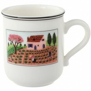 Design Naif 10 oz. Farmers Mug