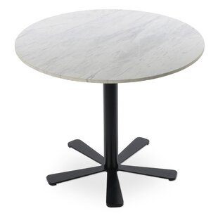 Comparison Daisy Marble Dining Table By sohoConcept