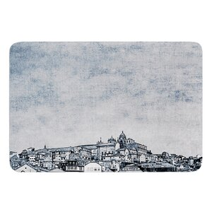 A Riberia by Ingrid Beddoes Bath Mat