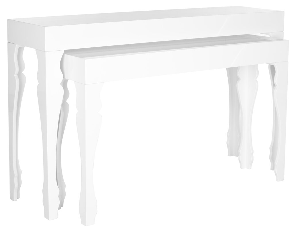 Beth 2 Piece Console Table Set & Reviews | Joss & Main