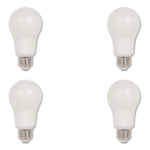 LED Light Bulb BC Warm White Dimmable Instant On 3000k 83/% Energy Saving new