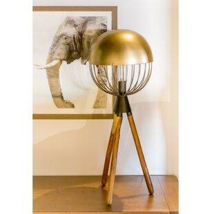 Brayden Studio Richie Tripod Table Lamp