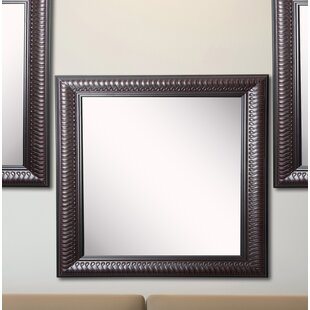 Kimzey Royal Curve Beveled Wall Mirror (Set of 3) By Charlton Home
