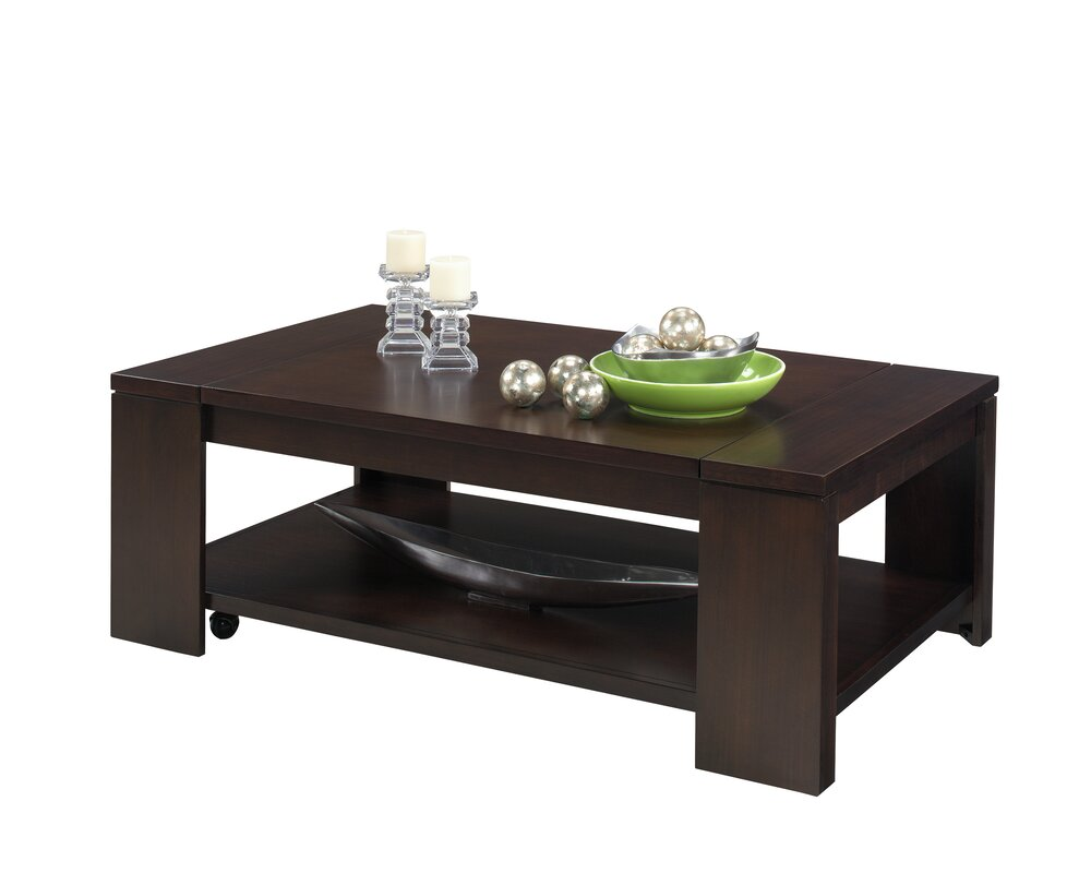 Lovely Waverly Lift Top Coffee Table