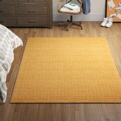 Flat Woven Yellow Gold Area Rugs You Ll Love In 2021 Wayfair
