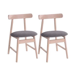 Bodie Upholstered Dining Chair (Set Of 2) By Norden Home