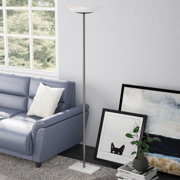 Kistler 71 Led Torchiere Floor Lamp