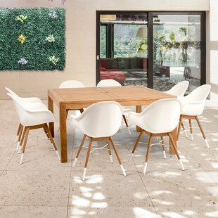Corrigan Studio Cossette 9 Piece Dining Set