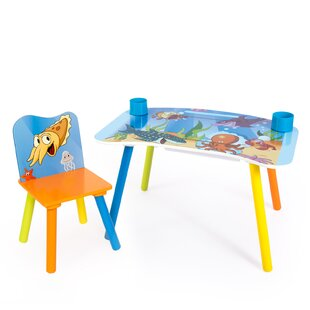 Duguay Bar Children's Table Set By Zoomie Kids