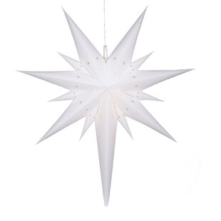 The Holiday Aisle Fold-Flat LED 12 Light Star Lighting