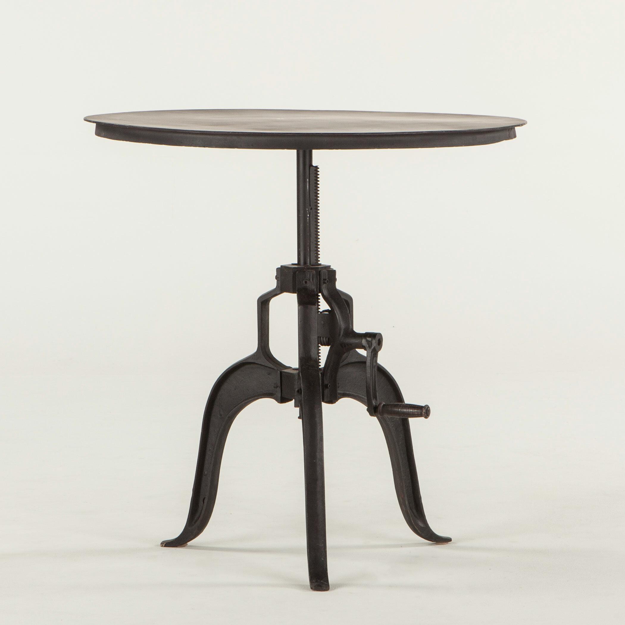 Home Trends Design Artesia End Table In 31 H X 30 W X 30 D Perigold