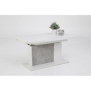 Samuels Height Adjustable Coffee Table By Mercury Row