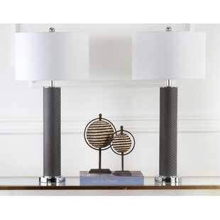 Shop For Moira Contemporary 32.5 Table Lamp (Set of 2) By Willa Arlo Interiors