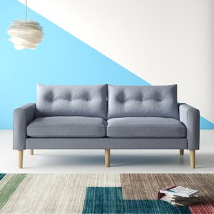 Carrera 3 Seater Sofa By Hashtag Home