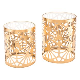 St Annes Park 2 Piece Nesting Tables by B..