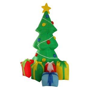 Christmas Decoration Pics christmas inflatables you'll love | wayfair