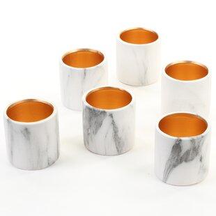 Ceramic Votive Holder (Set of 6)