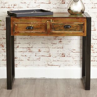Tejas Console Table By World Menagerie
