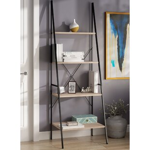 Rech 4 Tier Etagere Bookcase b..