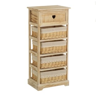 Gassville 1 Drawer Chest By Brambly Cottage