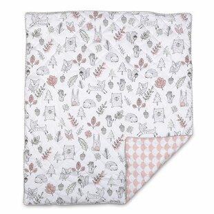 Compare Kayden Baby / Toddler Quilted Comforter - Woodlands ByLolli Living