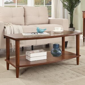 Summitville Coffee Table by Charlton Home