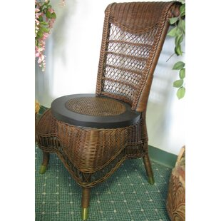 Classic Side Chair by Spice Islands Wicker