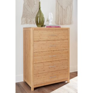 Acosta 5 Drawer Chest
