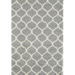 Ceja Super Cozy Silver Ivory Area Rug