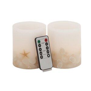 LED Flameless Candle (Set of 2)