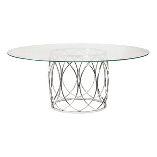Jules Dining Table by Design Tree Home Reviews