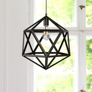 Wallin 1-Light Geometric Pendant