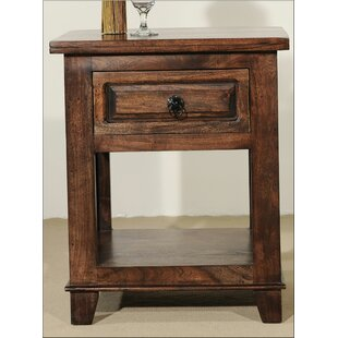 Castle 1 Drawer Nightstand by Aishni Home Furnishings