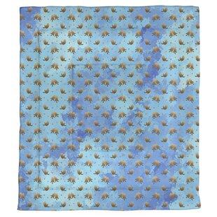 Sacha Octagons Single Reversible Comforter by Latitude Run