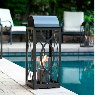 Affordable Augusta Metal Lantern By Terra Flame