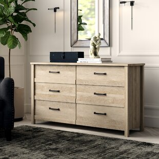 Ringgold 6 Drawer Double Dresser by Greyleigh
