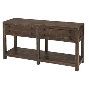 Meltham Wooden 2 Drawer Console Table By Gracie Oaks