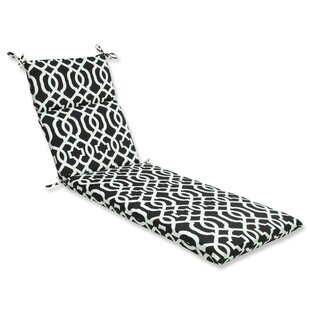 New Geo Indoor/Outdoor Chaise Lounge Cushion