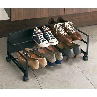 Yamazaki Home Frame 2-Tier Shoe Rack