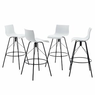 Bobb Kitchen Counter 26 Bar Stool (Set of 4)