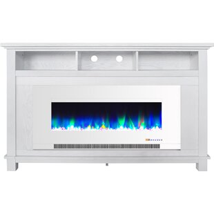 Alek Electric Fireplace by Red..