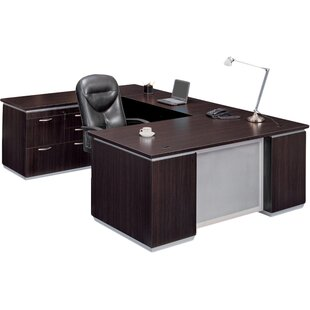 Pimlico U-Shape Executive Desk