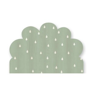 Cloud Kids Headboard By Zoomie Kids