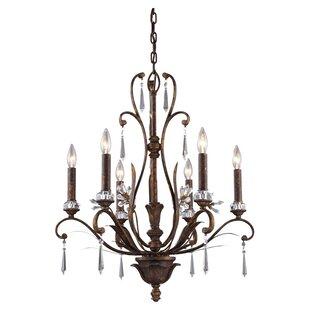 House of Hampton Clyda 6-Light Chandelier