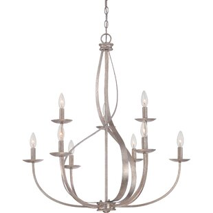 Lark Manor Emely 9-Light C..