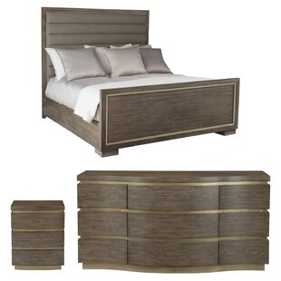 Profile Panel Configurable Bedroom Set