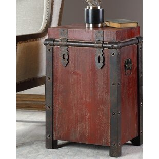 Carpenter End Table by Williston Forge