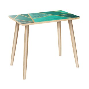 Arline End Table by Bungalow Rose