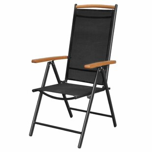 Berube Folding Garden Chair (Set Of 4) By Sol 72 Outdoor